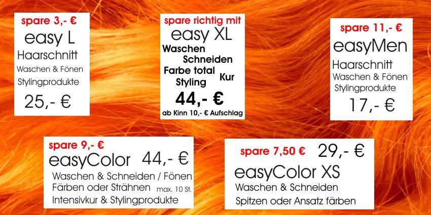 Friseur in Beielefeld, easyCut